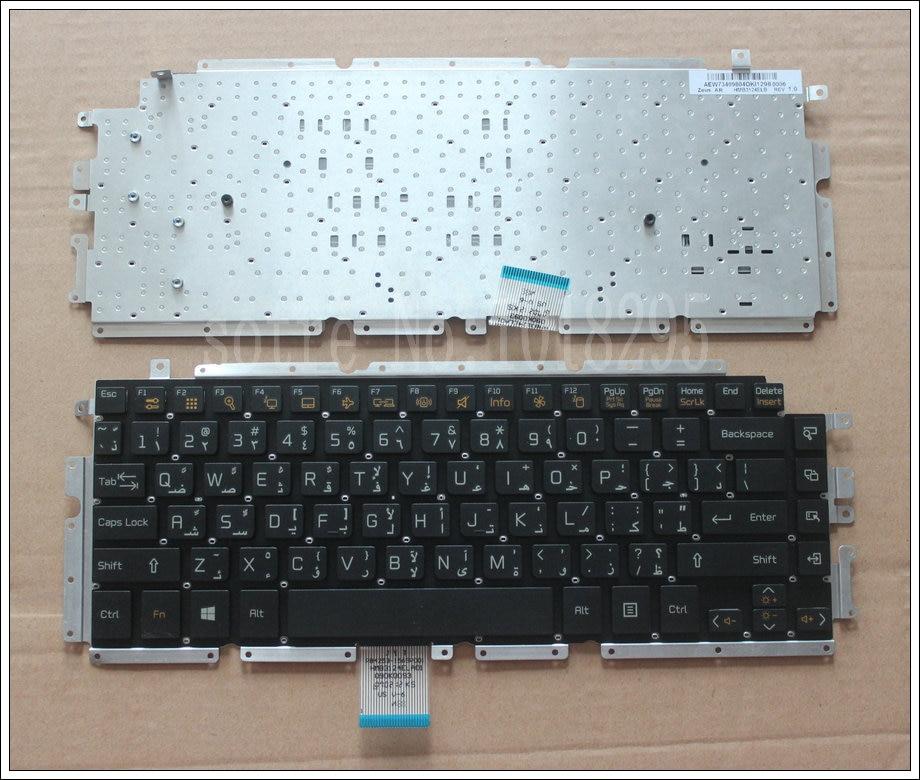 все цены на New Arabic  Laptop Keyboard for LG Z330 Z350 Z355 black AR  keyboard онлайн