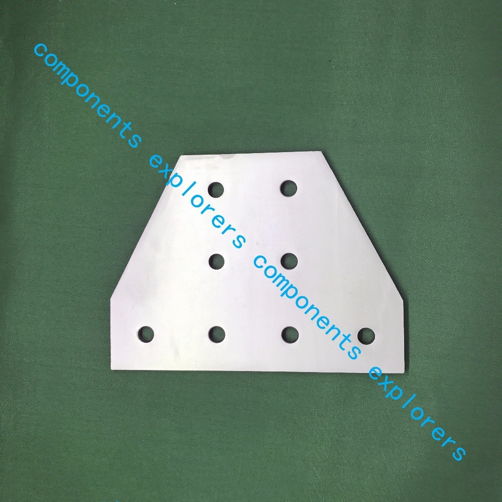 4080T-8-connection plate for reinforcement of profiles,10pcs/lot.4080T-8-connection plate for reinforcement of profiles,10pcs/lot.