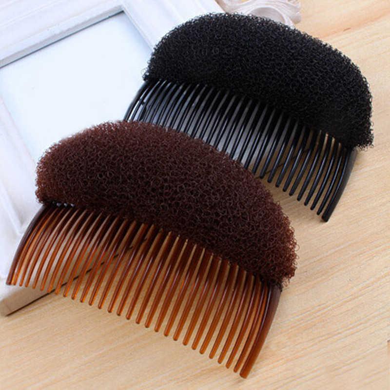 Moderna pinza de peinado para mujer, varilla de plástico para hacer moños, herramienta para peinar el cabello, accesorios para peluquería, accesorios con trenza