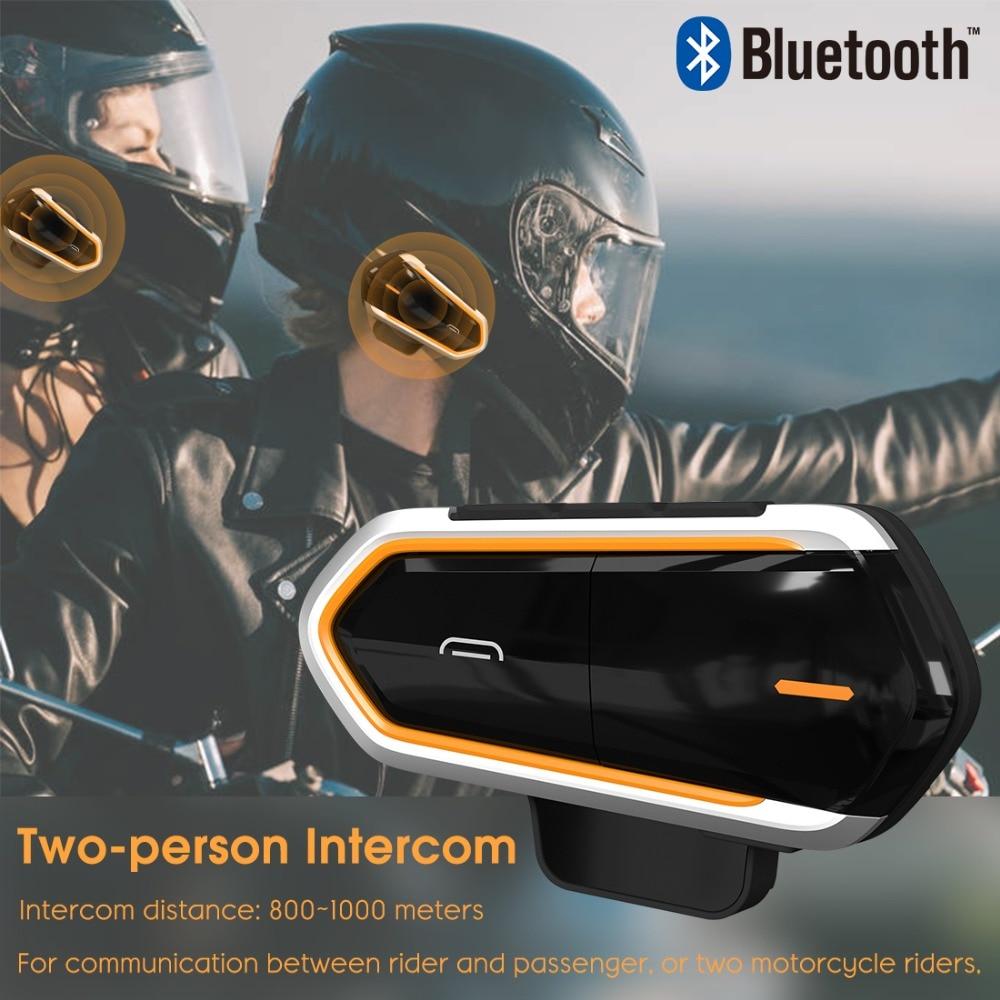 E5688 Bluetooth Motorcycle Helmet Headset (3)