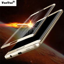 YueTuo full 3d curved edge tempered glass for samsung galaxy s8 s 8 s8 plus s8plus film 9h front protective screen protector