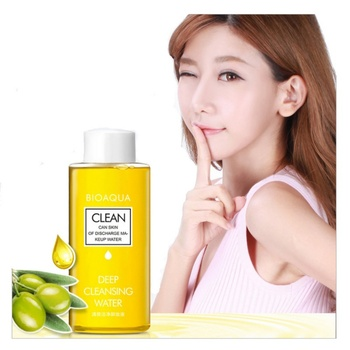 150ml Deep Cleansing Water Cleansing Oil Pure Makeup Remover Oil Liquid Skin Care Shrink Pores Makeup недорого