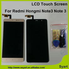 For XIAOMI Redmi Note 3 Hongmi Note 3 redmi note3 High Quality LCD Screen Display Digitizer Touch 1920*1080 Black White Gold
