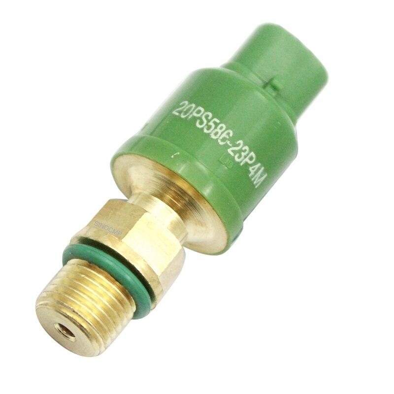 все цены на EX200-2 EX200-5 EX200-3 Pressure switch 20PS586-23 for Hitachi Excavator онлайн