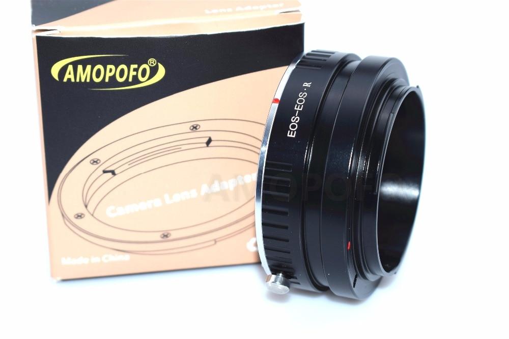 Adaptateur EF vers EF R pour objectif de montage Canon EOS vers pour appareil photo Canon EOS R