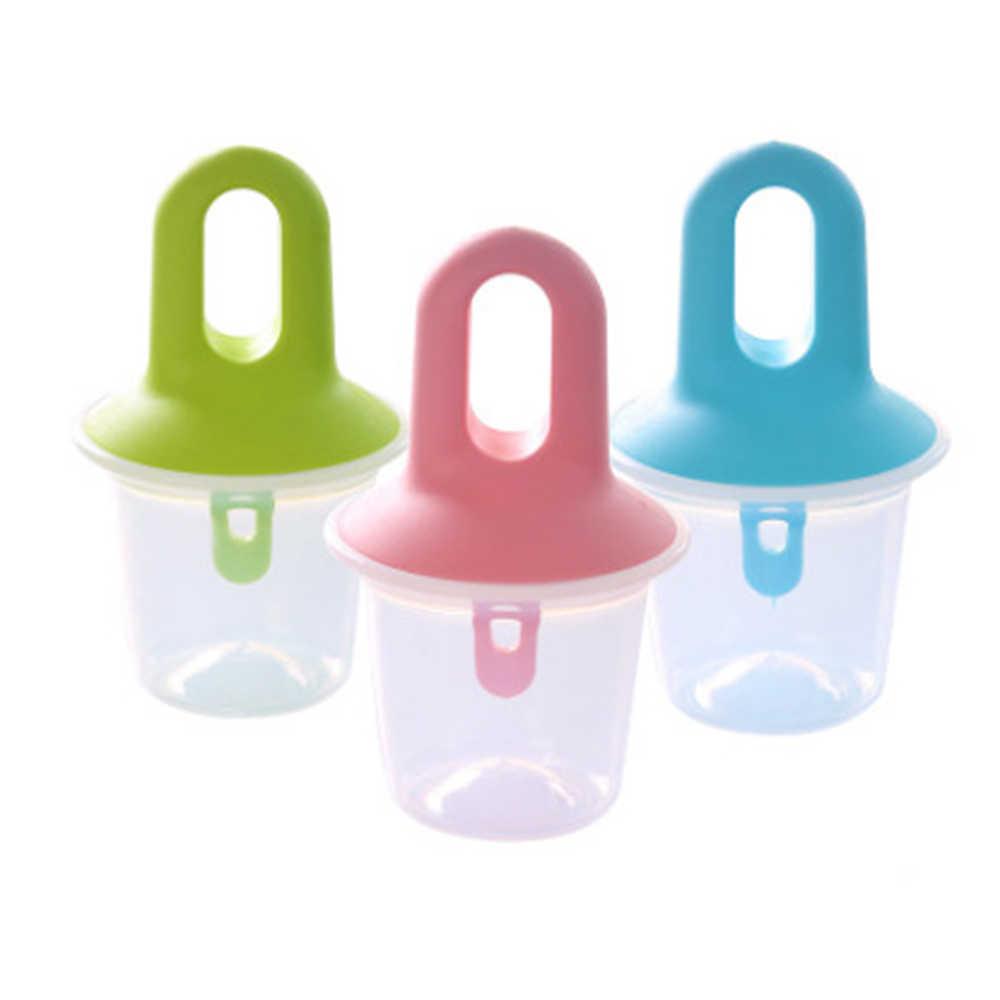 Леденец Эскимо Плесень лоток кухня замороженный кубик льда прессформы Производитель самодельный Лед Крем инструменты для приготовления пищи