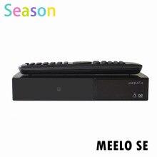 Original Meelo + sí mismo como Software de Doble sintonizador VU solo 2 SE Receptor de satélite Linux 1300 MHz CPU Mini Vu solo2 tilice envío gratis