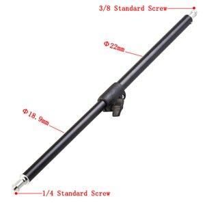 Image 2 - CY Fotografie Foto Studio 44 73cm Verlängerung Stange Stick Pol Arm für Kurze Boom Licht Stehen Hohe Qualität