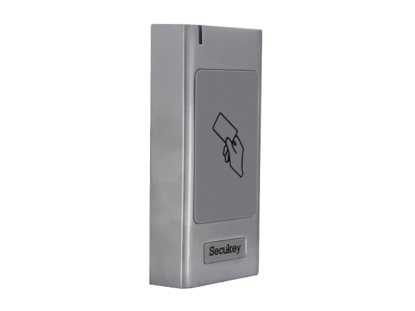 S6-R(MF) New Arrival Door Entry System 13.56MHz IC Card Reader Wiegand 26~37 Bits Output IP66 Access Control Reader Door Opener waterproof ic card reader door access control system rs485 232 output
