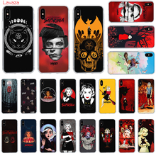 Lavaza Chilling Adventures Sabrina Anime Hard Phone Case for Apple iPhone 6 6s 7 8 Plus X 5 5S SE for iPhone XS Max XR Cover цена