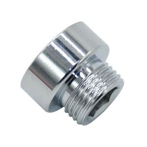Image 5 - Nữ 3/4 to1/2 nam brass adapter G3/4 Giảm doanh G1/2 threaded Nối máy giặt Nối phụ kiện 1 cái