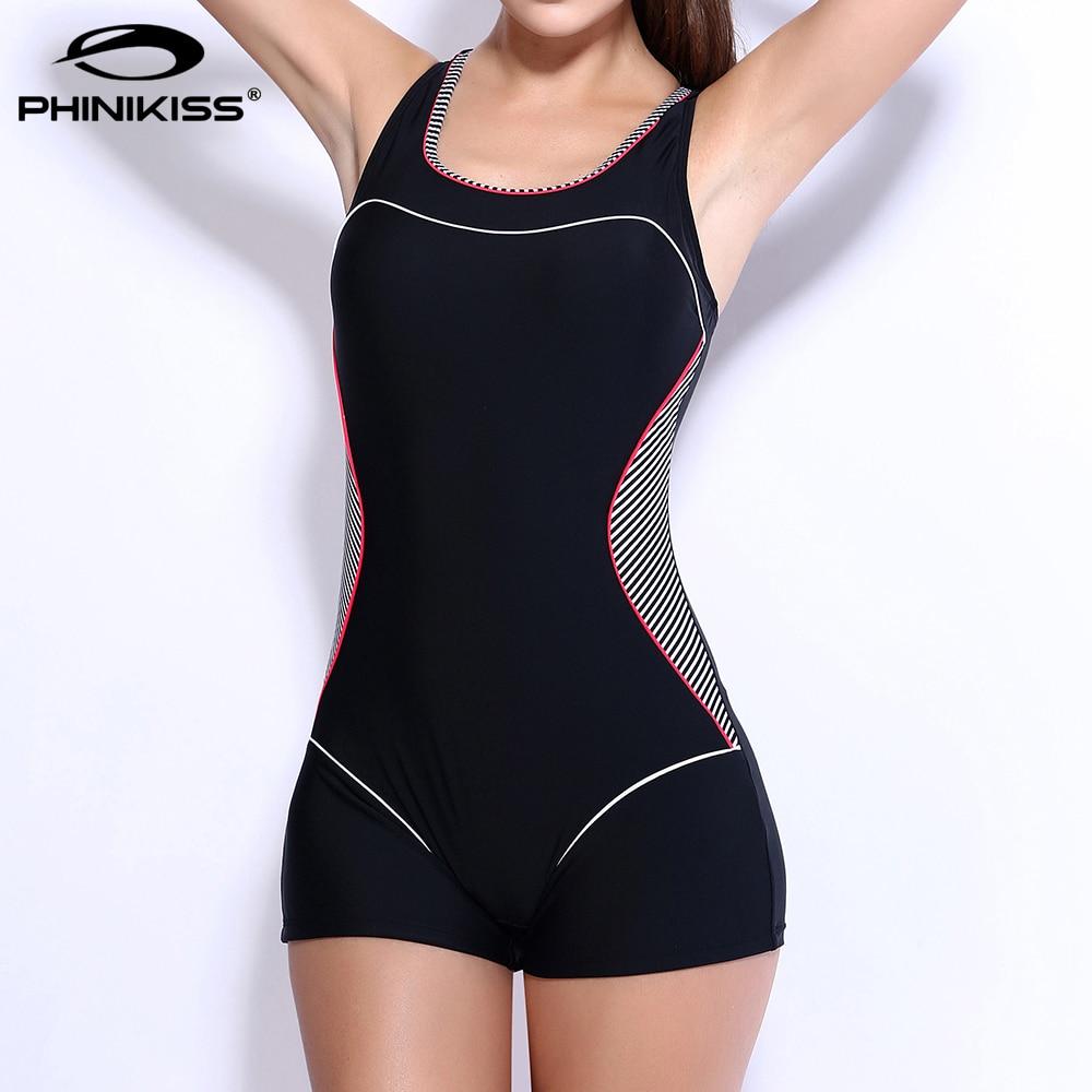 one piece swimsuit professional sports swimwear beach