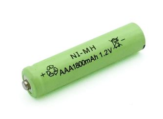 20 Pcs <font><b>1.2V</b></font> AAA1800mAh <font><b>NI</b></font> <font><b>MH</b></font> Pre-Charged <font><b>Rechargeable</b></font> <font><b>Batteries</b></font> <font><b>Ni</b></font>-<font><b>MH</b></font> <font><b>Rechargeable</b></font> <font><b>aaa</b></font> <font><b>Battery</b></font> For Toys Camera Microphone image