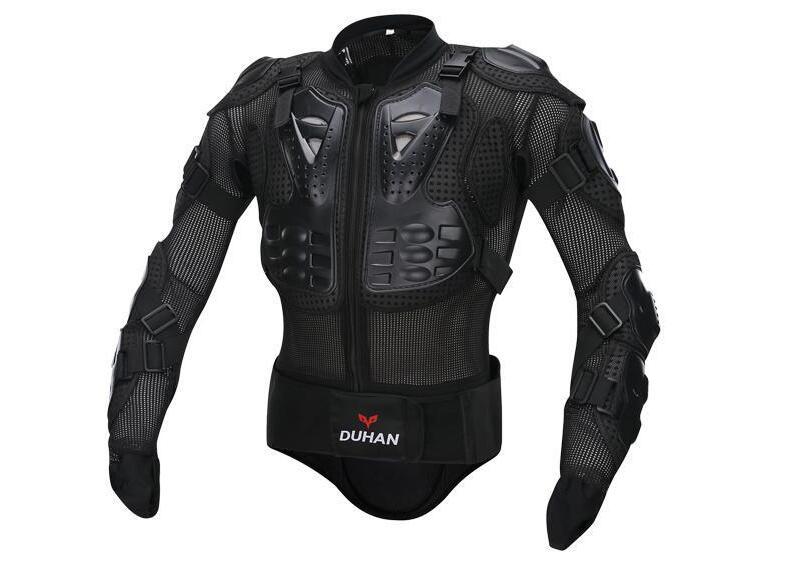 2018 Heißer Verkauf Radfahren Mountainbike Motorrad Körper Rüstung Jacke Motocross Full Body Protector Zurück Taille Racing Schutz Getriebe Schutzausrüstung