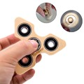 Beginner Wood Hand Spinner EDC Focus Toys Austism DIY Handmade Learning&Education Toy Good Choice for Killing Time
