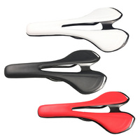 Free Shipping Sale Special Hot Carbon Leather Saddle Seat Road Bicycle Seat Saddle Seat Carbon Fiber