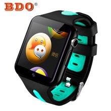 V5W IP68 ROM4G À Prova D' Água Relógio Inteligente Bluetooth 4.0 GPS de posicionamento inteligente Esporte Smartwatch GW06 Q1