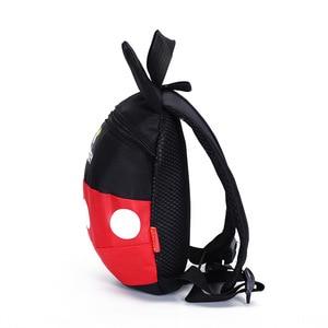 الكرتون نمط حقيبة مدرسية لطيف ميني و ميكي الرباط حقيبة مدرسية للفتيات رياض الأطفال