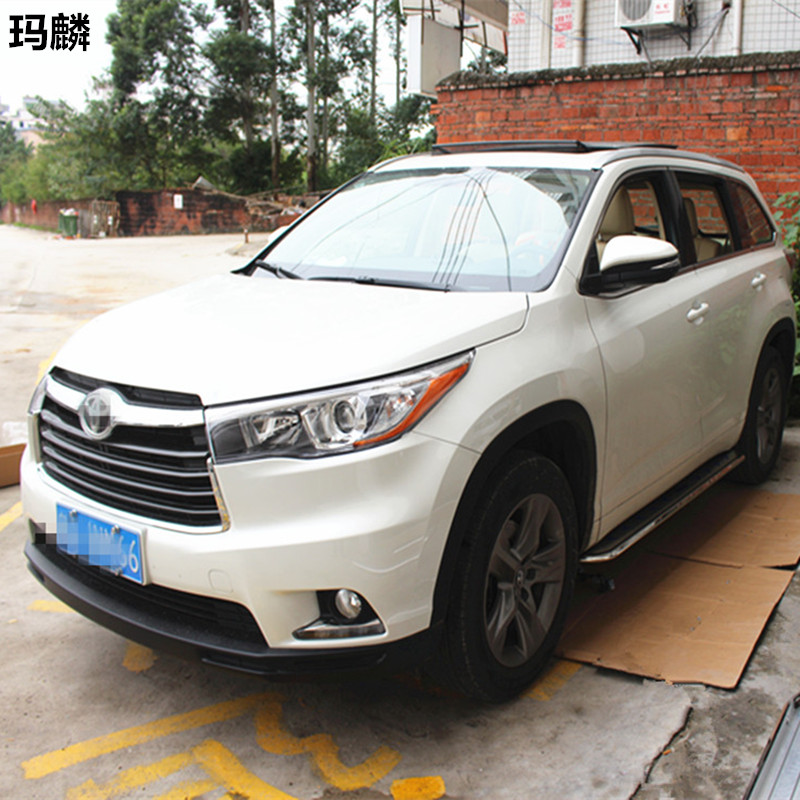 Toyota Highlander 2011 For Sale: New Silver Stainless Steel For Toyota Highlander 2009 2010