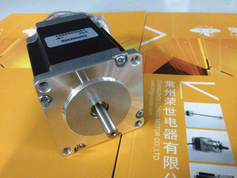 Шаговый двигатель Nema23 1A 290 oz. in робот Reprap Makerbot Prusa DIY CNC 23HS8610 LONGS мотор