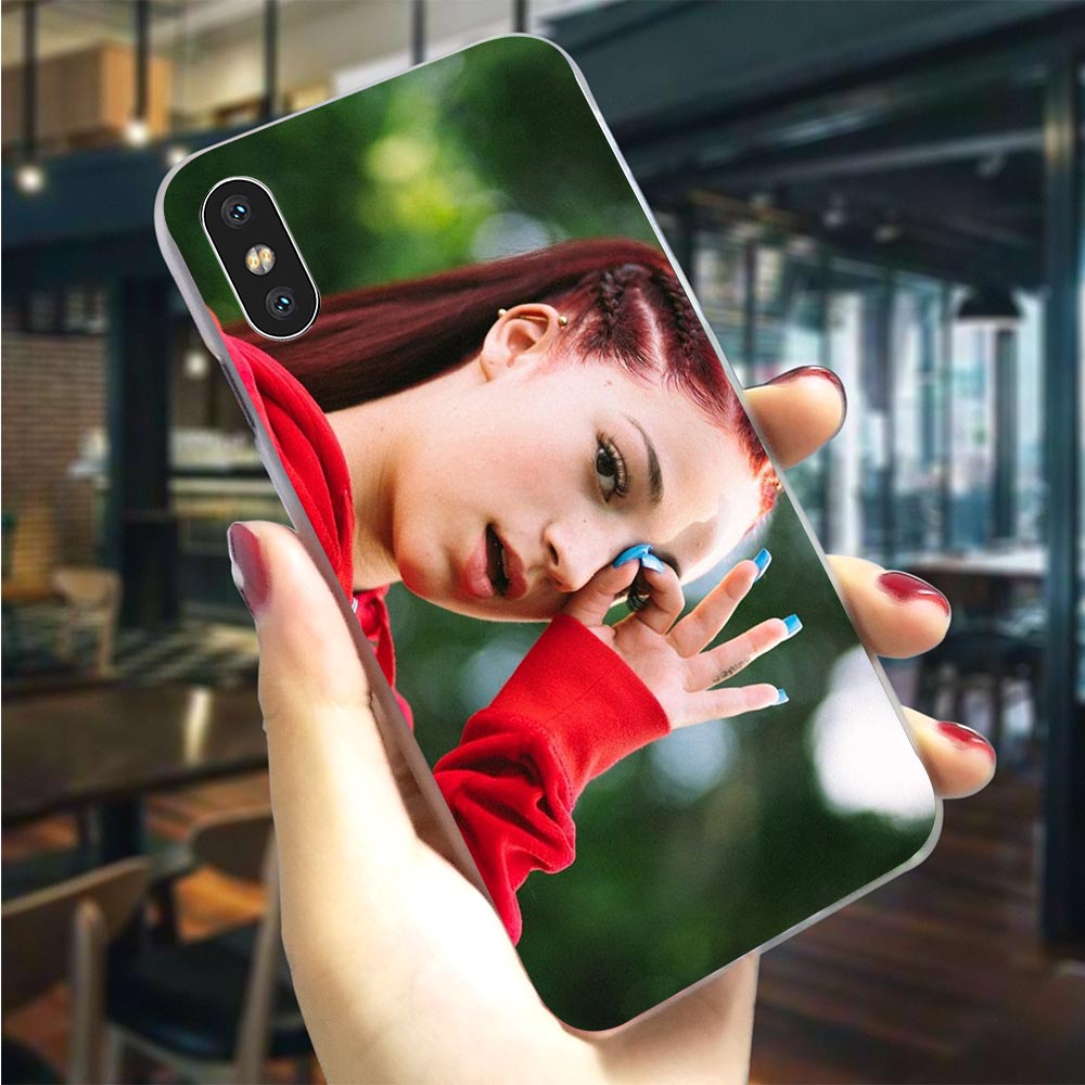 Hard Case For IPhone Xs Bhad Bhabie Cover For IPhone 8 Plus Covers 6 6S XR 7 5S 5 SE Xs Max Back Cases Print