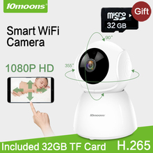 10moons Home Security IP Camera Wi-Fi Wireless Mini Network Camera Sur