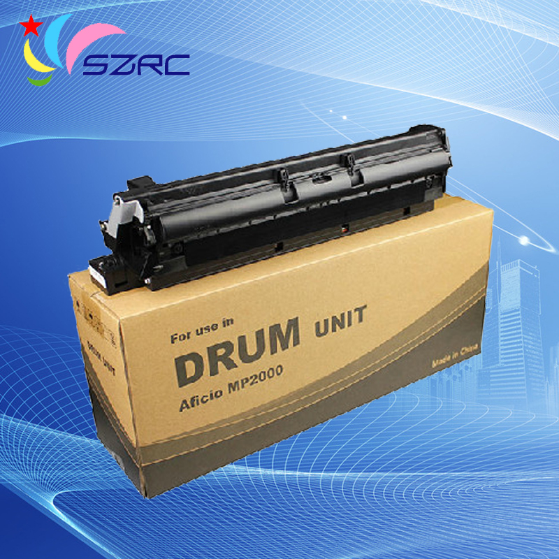 High quality Drum Unit Compatible For Ricoh Aficio 1015 2015 2018 2016 2020 1600 1610 1800 1811 1911 MP2000 2011 2012 2500 4pcs for ricoh aficio mp c2800 c3300 c4000 c5000 drum unit