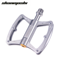 Titanium Bicycle Bearing Pedals Ti Bike Ultralight Pedal Road Bike Pedals Fixed Gear Bike Aluminum Bicycle
