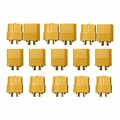 1000 pairs  XT60 XT-60 Male Female Bullet Connectors Plugs For RC Lipo Battery Quadcopter