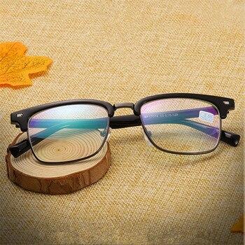 822347be98 UVLAIK 2019 terminado miopía gafas mujeres corta vista gafas hombres cerca de  miopía gafas Vintage gafas para Myopi