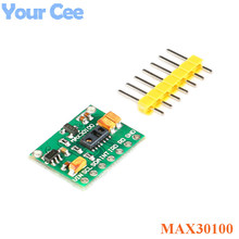 MAX30100 Oxygen Sensor Module Heart Rate Pulse Heart Rate Sensor Module-in Integrated Circuits from Electronic Components & Supplies on Aliexpress.com | Alibaba Group