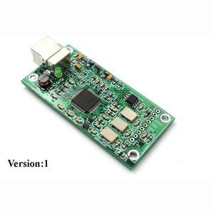 Image 2 - XMOS XU208 USB 384 K 32B module I2S sortie SPDIF, prise en charge DSD pour es9018 ES9028 ES9038PRO DAC USB pour hifi amplificateur Audio A6 013