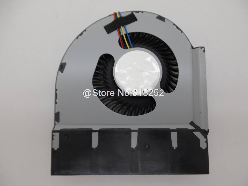 Ordinateur portable ventilateur CPU pour Lenovo pour Thinkpad W520 KSB06105HA-AG06 CPU ventilateur de refroidissement 04W1576 KSB06105HA nouveau