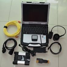 Para bmw ista/d ista/p icom ferramenta de diagnóstico profissional para bmw icom o próximo com portátil cf-30 ssd instalado software 2021-03