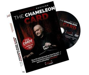 The Chameleon Card by Dominique Duvivier magic tricks image