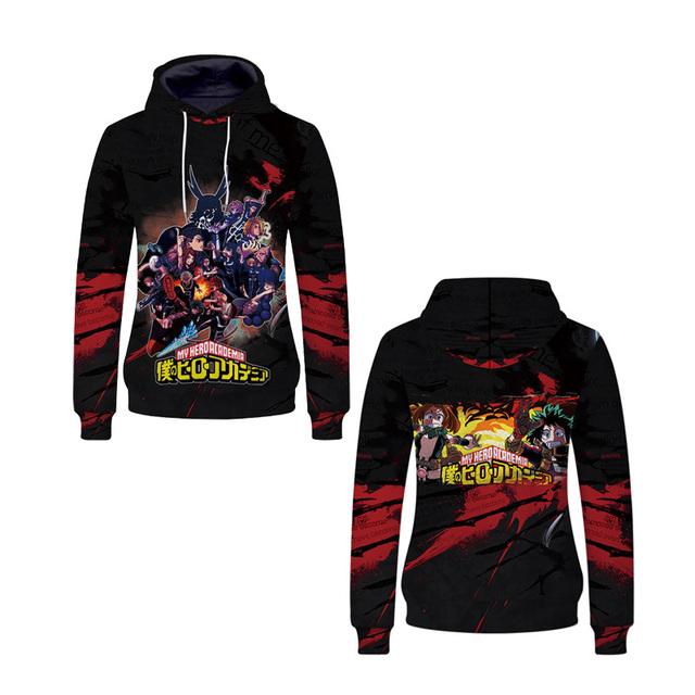 My Hero Academia  Fashion Casual Jacket