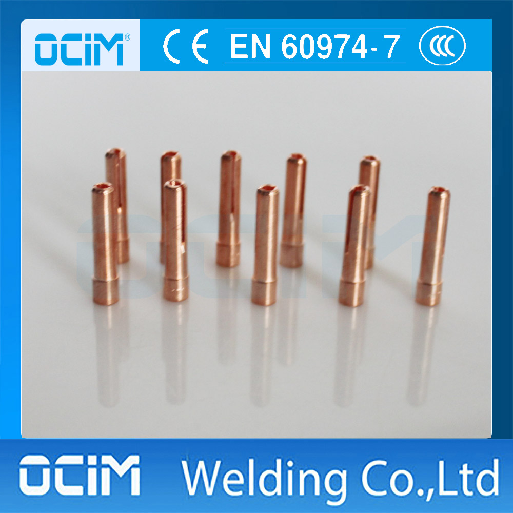 10x Collet for type 17//18//26 10n22d Ø 1,6x52 mm WIG//TIG Welding Accessories