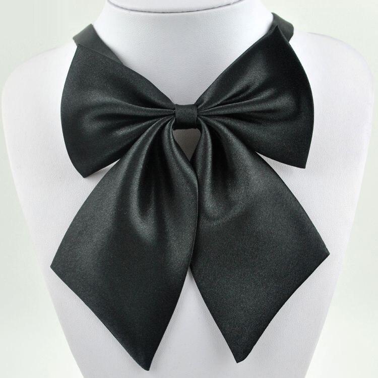 Mujeres Pajaritas Comerciales Color Sólido Matrimonio Corbata Para - Disfraces - foto 3