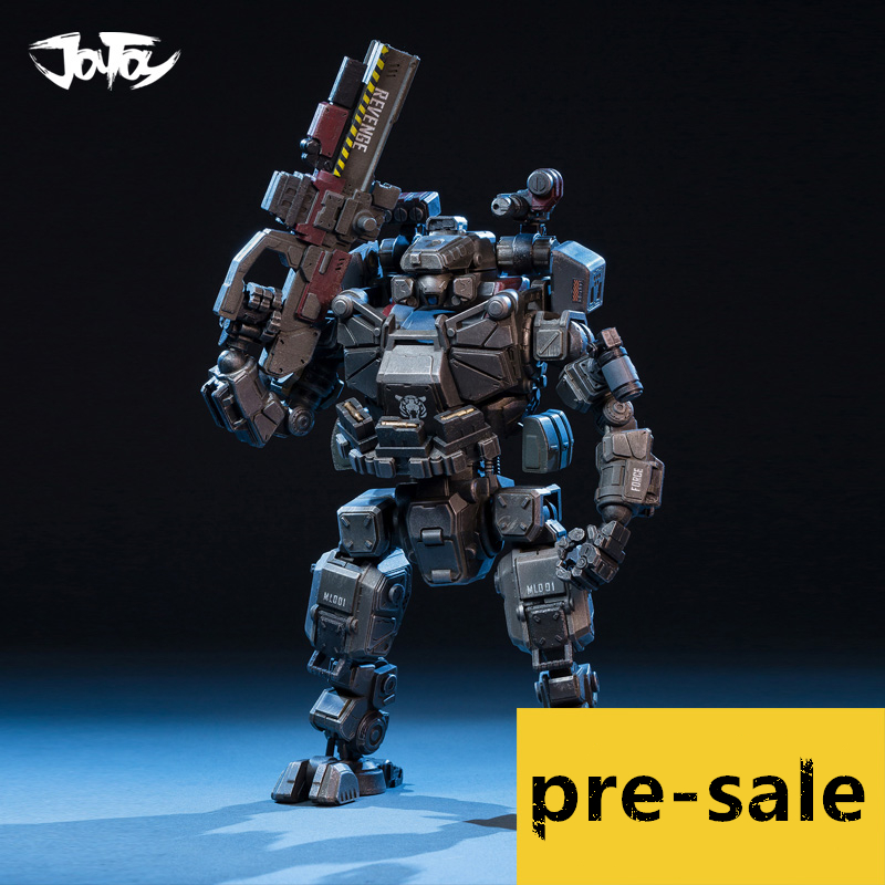 все цены на JOY TOY 1:25 Action figure robot mech model TIEHAI MECH TKO2 Attacking armor,Official painting Limited Edition RE021 онлайн