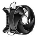 Cooling Cooler Fan LED Heatsink For 30W 50W 100W High Power Light Bulb Lamp Aluminum LED Heat Sink DC12V