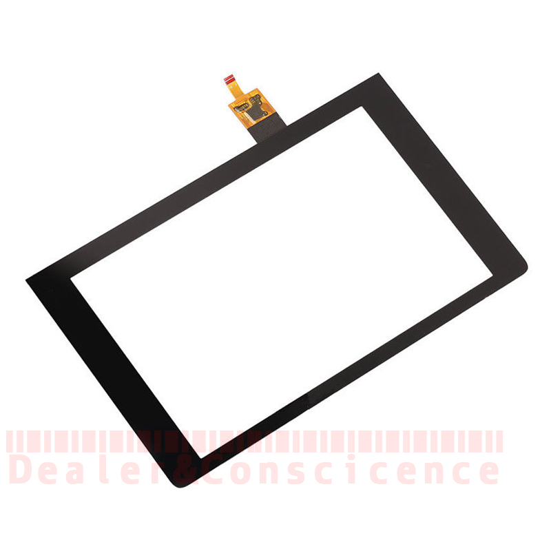 5 шт. оригинальный испытания для lenovo Yoga Tab 3 8,0 YT3-850 YT3-850F YT3-850L YT3-850M спереди Стекло Объектив дигитайзер Сенсорный экран Панель