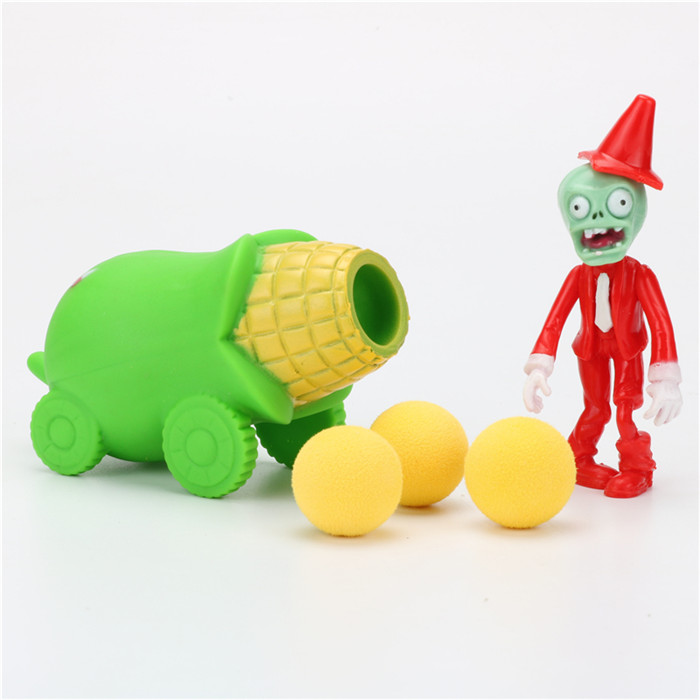 US $2 67 13% OFF Plants vs Zombies Peashooter PVC Action Figure Model Toy  Gifts Toys For Children High Quality In OPP Bag-in Action & Toy Figures  from
