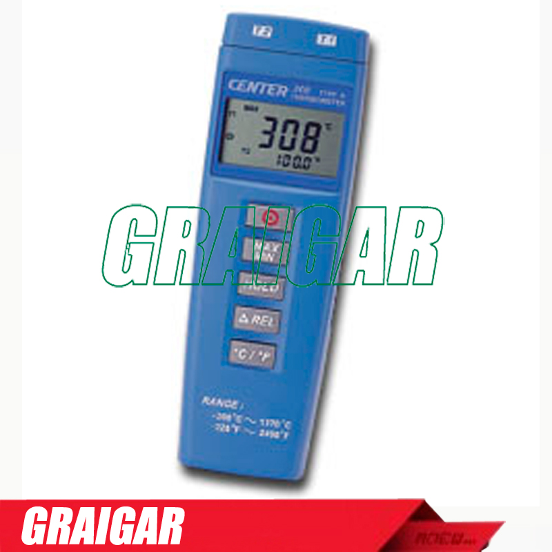 Digital Thermometer/Household Thermometer CENTER-308,Free shipping infrared thermometer center 358 18 315c with free shipping