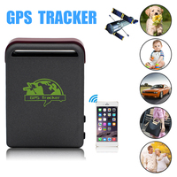 GPS Locator Vehicle GSM TK102B Car Mini Realtime Online GSM GPRS Tracking Device Locator GPS Tracker TK102 10Pcs/Lot