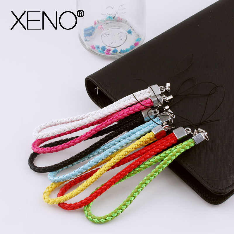 Short lanyard strap for phone Anti-slip Mobile Phone Straps Cord Phone Hand Rope Lanyard for phone accessories squishy Strap