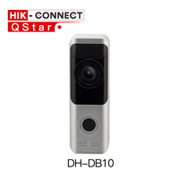 DH DH DB10 Video Intercom Wireless doorbell 2MP 1080P wifi Security Battery Door Intercom Night Vision PIR Dual way Talk DB10