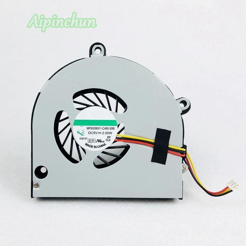 Nouveau Pc Portable CPU Cooling fan Pour Toshiba Satellite C660 C650 P775 A660 A660D A665 A655D L675 L675D