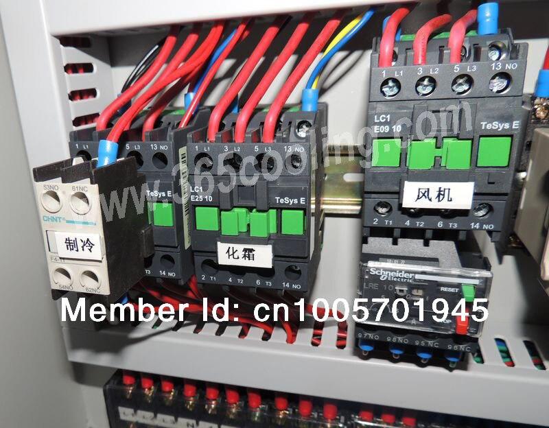 elektro schaltkasten für 3hp kühlsystem von kühlhaus, gefrierraum in ...