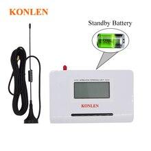 Беспроводной GSM-терминал KONLEN с фиксированным шлюзом и аккумулятором в режиме ожидания, подключение к домашнему офисному настольному телефо...