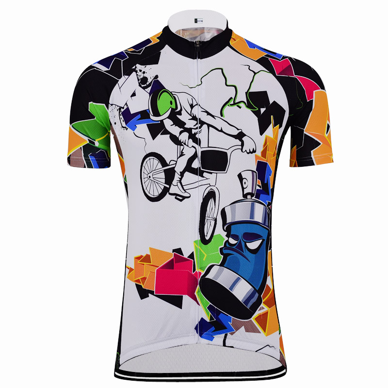 2019 Summer Men love Bike Cycling Clothing Sublimation Printing Cycling  Jersey Wear Best Pro Polyester Bicycle Top Shirt Apparel-in Cycling Jerseys  from ... 6589cb96e